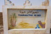 Tombouctou route marokko