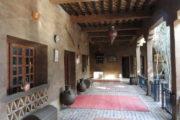 Mooie kasbah tijdens mororvakantie marokko
