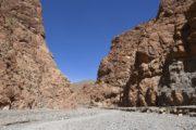 piste Gorge todra