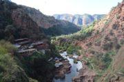 Ouzoud waterval marokko