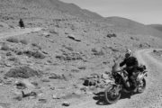 zware motor piste Marokko